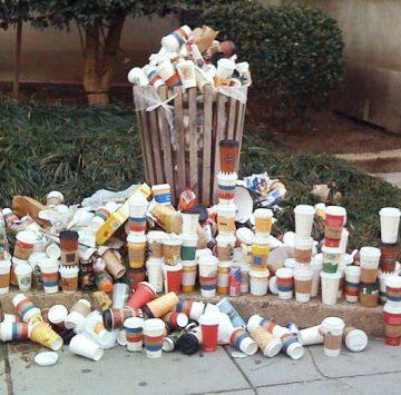 Penikmat Kopi Mulai Beralih Dari Gelas Kopi Plastik