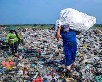 Proyek Mengurangi Sampah Plastik Di Indonesia