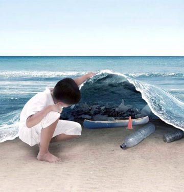Populasi Plastik di Lautan Lebih Banyak Dari Ikan