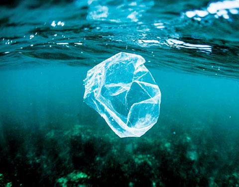 polusi sampah plastik
