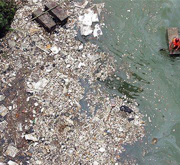 Sungai Jadi Kontributor Tertinggi Sampah Plastik Di Lautan